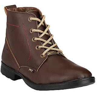 Jacs Tan Boots