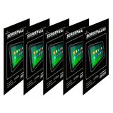 (Pack Of 5) Anti Glare Scratch Guard For New Google Nexus 7 FHD Tablet 2nd Gen
