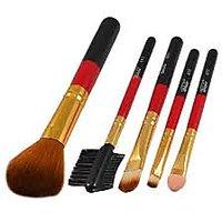 Makeup Bruhes - Set Of 5 Pcs