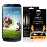 100% Original Buff Ultimate Shatter Screen Guard Protector For Samsung Galaxy S4 I9500