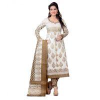 Miraan Printed Cotton Dress Material SG710