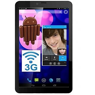 V105 Mettalic Body 17.7cm Dual Sim 3G Dual CoreHD Tablet Dual Camera Android 4GB
