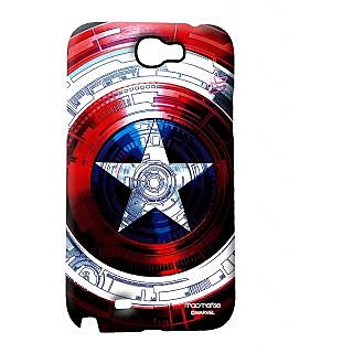 Captains Shield Decoded - Sublime Case for Samsung Note 2