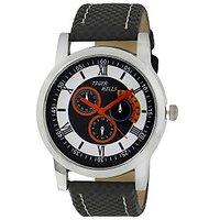 Tigerhills Cronograph Black Mens Watch