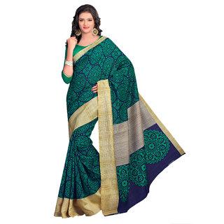 Miraan Bhagalpuri Silk Sarees With Blouse Piece SDE15207