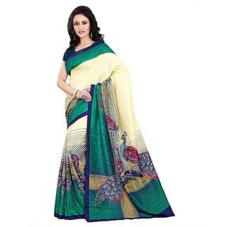 Miraan Bhagalpuri Silk Sarees With Blouse Piece VI1433A