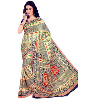 Miraan Bhagalpuri Silk Sarees With Blouse Piece VI8585A