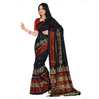 Miraan Bhagalpuri Silk Sarees With Blouse Piece SDE15170