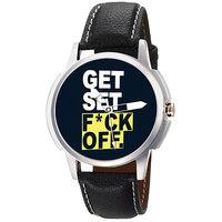 The Floyd Symmetrical Creative Wrist Watch By Gledati