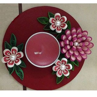 Beautiful handmade Diwali diya