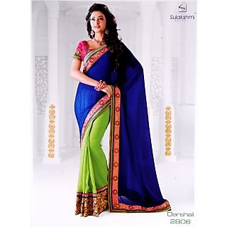 Best Bridal Wear Collection Designer Premium saree Party wear