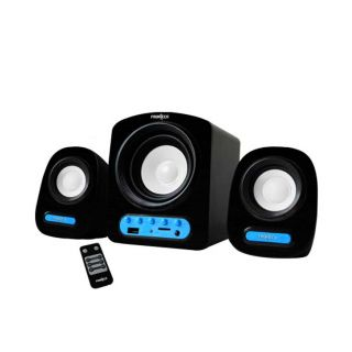Frontech JIL-3907 2.1 Multimedia Speaker- Black
