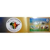 Innovative Miniature Sheet of 3rd India-Africa Forum Summit