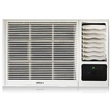 hitachi 1.5 ton 3star raw318kvdi/kudi kaze plus window air conditioner white