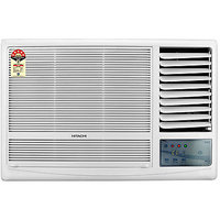 Hitachi 1.5 Ton 2Star RAW218KUD  Kaze Plus Window  Air Conditioner (White)