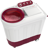 Whirlpool Ace 7.2 Stainfree 7.2 kg Semi Automatic Washing Machine (Coral Red)
