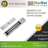 Electromagnetic Lock Or Magnetic Lock 600 Lbs FOR ACCESS CONTROL SYSTEM