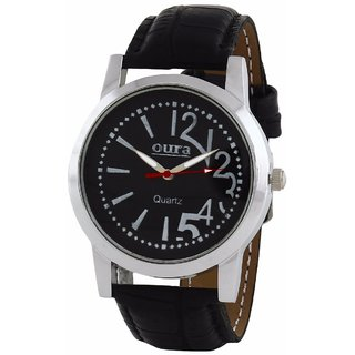 Oura Wb-10 Analog Black Dial Men S Watch