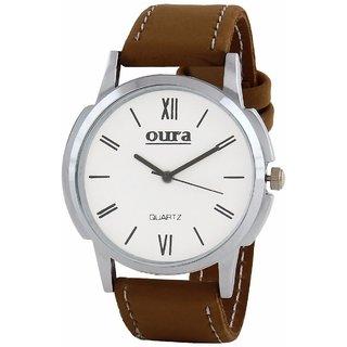 Oura Ww-06 Analog White Dial Men S Watch