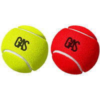 GAS TENNIS BALL RED/YELLOW