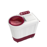 Whirlpool Ace 8.2 Stainfree 8.2 Kg Semi Automatic Washing Machine (Coral Red)