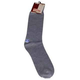 Premium Quality Woolen Long Socks For Men Set of 4 by Desi Karigar
