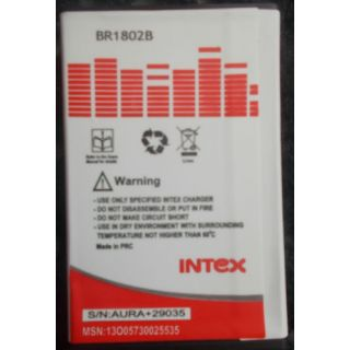 Replacement BR1802B Battery For Intex Aura + 29035- 1800mAh