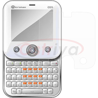 Ostriva-UltraClear-Screen-Protector-for-Micromax-Bling-Q55