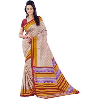 Miraan Bhagalpuri Silk Sarees With Blouse Piece VI1114B