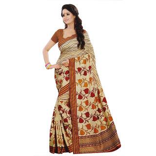Miraan Bhagalpuri Silk Sarees With Blouse Piece VI1971B
