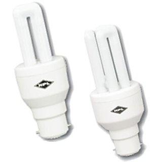 HPL CFL BULB 35W / ELQ / T4     6500 K Pack of 2