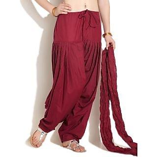 Salwar With Dupatta - Aashish Fabrics