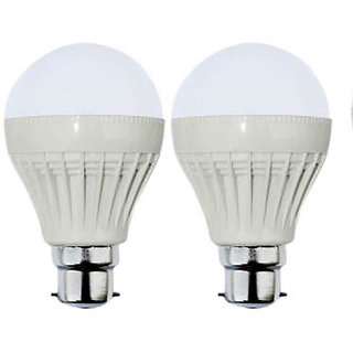 VRCT 3W LED Bulb Set of 2 Piece Combo Offer