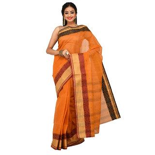 Sangam Kolkata  Handloom Cotton Saree KSSSK024