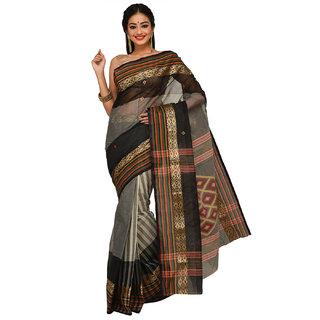 Sangam Kolkata  Handloom Cotton Saree KSSSK026
