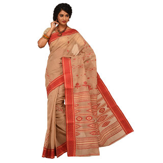 Sangam Kolkata  Handloom Cotton Saree KSSSK045