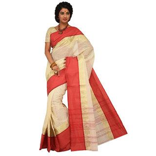 Sangam Kolkata  Handloom Cotton Saree KSSSK047