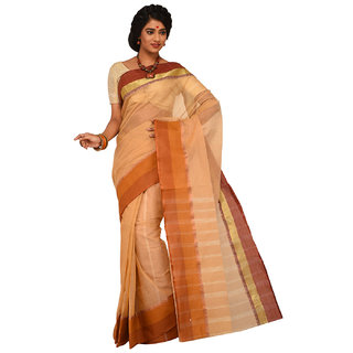 Sangam Kolkata  Handloom Cotton Saree KSSSK053