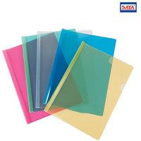 Transparent File Folder Set Of 10