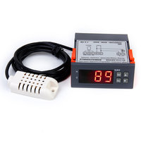 220V Digital Air Humidity Control Controller Range 199 Mh13001