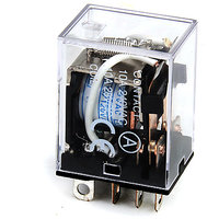 Ly2 8 Pin 100V / 110V Ac Plug In Electromagnetic Relay