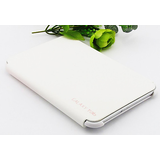 SAMSUNG GALAXY TAB TAB 2 7.0 P3100 FLIP COVER CASE BOOK COVER WHITE