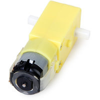 Dc Geared Motor Gearmotor For Arduino Robot Smart Car Diy