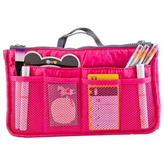 EVANA Multipurpose Multipocket Handbag Organizer For Easy Bag Switching