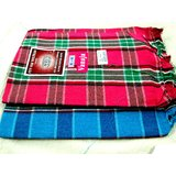 COTTON TOWELS--a Set Of Two South Indian Towels--30 X 60