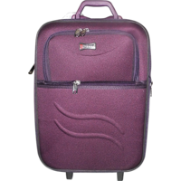 Expandable Tutton Trolley Bag With Front Double Pocket 20
