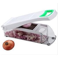 Famous Premium Vegetable&Fruit Cutter Chopper NICER DICER CHIPSER ONION CUTTER