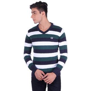 Ogarti 2011 Striped Navy Mens Sweater