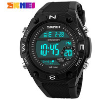 Mens Watch Quartz Digital Watch Men Sports Watches LED Digital Watch