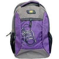 Sami Purple Polyester Kids School Bag